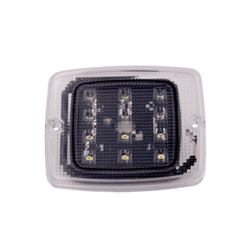 IP67 Bus LED Waterproof Posisi Depan Mark Lamp