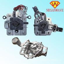 Molde de fundición a presión / fabricante de herramienta para la caja de la caja de cambios del coche