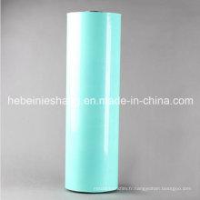 Film d'enveloppe en plastique fort anti-UV de film d'enveloppe d'ensilage soufflé