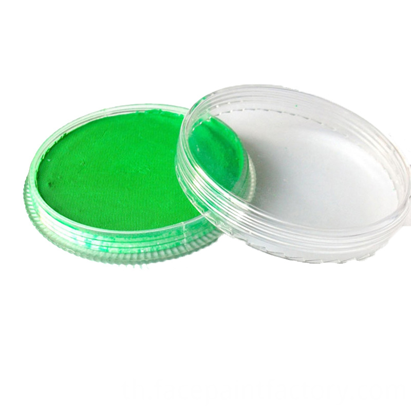 30g UV face paint Green