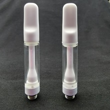 Ceramic Coil Heating Cbd Oil Vape Cartridge