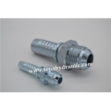 push tractor small ferrule system hydraulic fittings