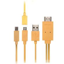 MHL для HDMI адаптер кабель для Samsung Galaxy S2 S3