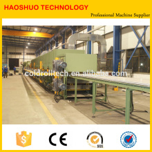 PU Sandwich Panel Production Line for Roof and Wall panels Continuous Line