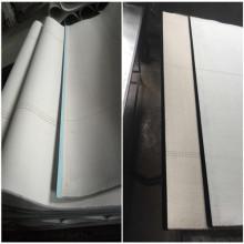 Lower Corrugated Cardboard Belt