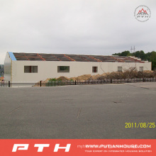 China Manufacture Prefab Steel Structural Workshop