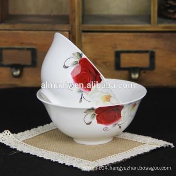 sales ceramic soup bowl porcelain soup bowl