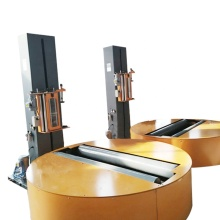 Top sale stretch film paper roller wrapping machine