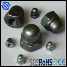 Carbon Steel Anschlusskappenmutter (DIN1587)