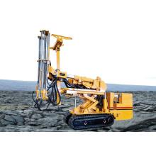Carregadeira de perfuração com sem-fim de terra pequena