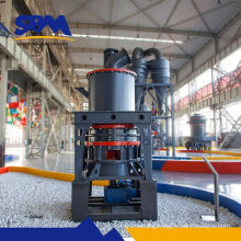 Illite, pyrophyllite, vermiculite application super mill for Indonesia