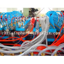 WPC Tür Profil Extrusion Maschine
