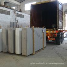 Wholesale carreaux de sol synthétiques, pierre de quartz, matériau de construction