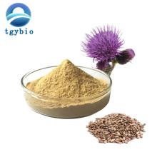 Water Soluble 80% Milk Thistle Extract Silibinin Powder