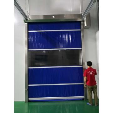 PVC Interior Roll Up PVC Doors