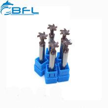 BFL CNC-Bearbeitung Vollhartmetall-T-Nuten-Schaftfräser für Stahl