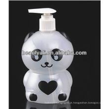Garrafa de PET, garrafa de xampu, frasco de bomba