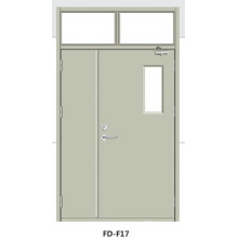 China Fire-Proof Steel Door (F17)
