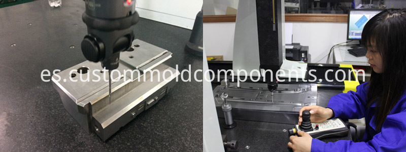 Plastic Mould Slider