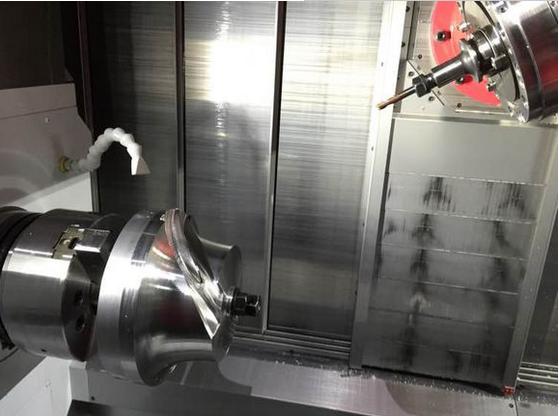3D Parts Machining