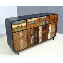 Retro Industrial Sideboard