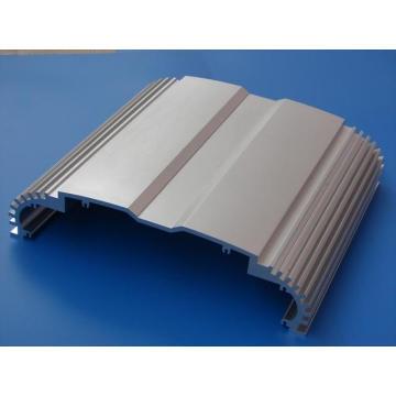 Customized Industrial Aluminum Part Aluminium Profile