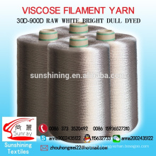 VISCOSE FILAMENT YARN ,CAKE DYED,CONTINUOUS DULL , 150D