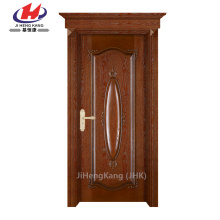 *JHK-000 CS  20 X 80 Interior Door Carved Wooden Doors Oak Doors