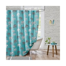 Shower Curtain PEVA Classic Elephant