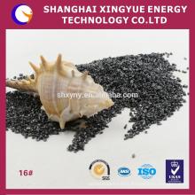 Carbure de silicium noir de 98,5% et carbure de silicium vert de 99%, promotion de manufacure de porcelaine