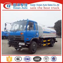 Dongfeng 10000liters pequeño camión de agua para la venta