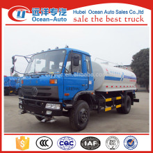 dongfeng 10000liters small water truck for sale