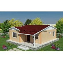 Konstruktions-Licht-Stahl-Struktur Prefab House