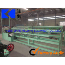 diamond wire mesh fencemesh chain link fence making machine(manufacture)