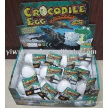 Growing Hatching Crocodile Egg Toy