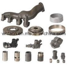 Piezas de mecanizado de fundición de inversión de acero inoxidable