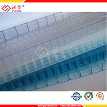 with UV Coating Multi Wall Hollow Polycarbonate Sheet