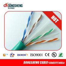 CE / RoHS / ETL LAN-кабель Твердый 0,57 мм / 0,55 мм UTP CAT6