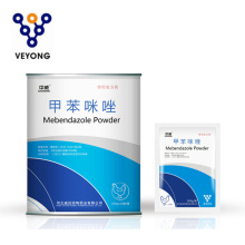 High Quality Mebendazole Soluble Powder for Veterinary Use