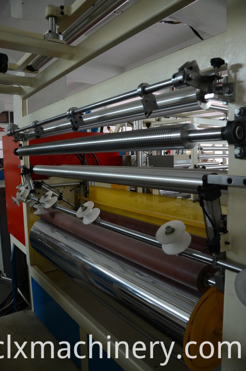PE stretch film making machinery