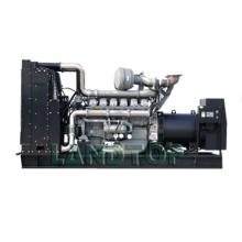 Preço do conjunto de gerador diesel de refrigeração a ar LUTTOP Deutz