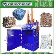 Vertikale Doppelzylinder Kunststoff / Pet Ballenpresse Maschine