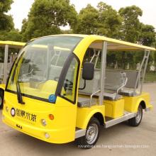 Autobús turístico eléctrico de pasajeros de 8/11 plazas (DN-8F)