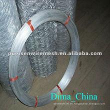 Cable de cerca ovalado