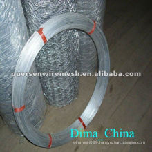 Oval Fence Wire