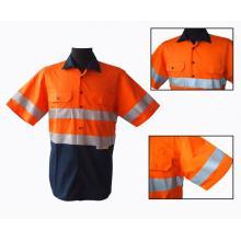 gut sichtbares australisches Hemd für Arbeiten im Freien