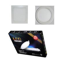 Cuadrado super delgado / plano cuadrado LED techo luz del panel