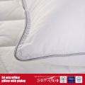 Travesseiro de Microfibra com Tubulação para Uso Doméstico / Doméstico