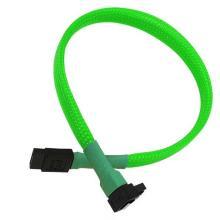 Câble asymétrique droit à 7 broches vers SATA