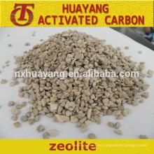 precio de la zeolita / medios de filtro de la zeolita de la naturaleza / precio natural de la zeolita